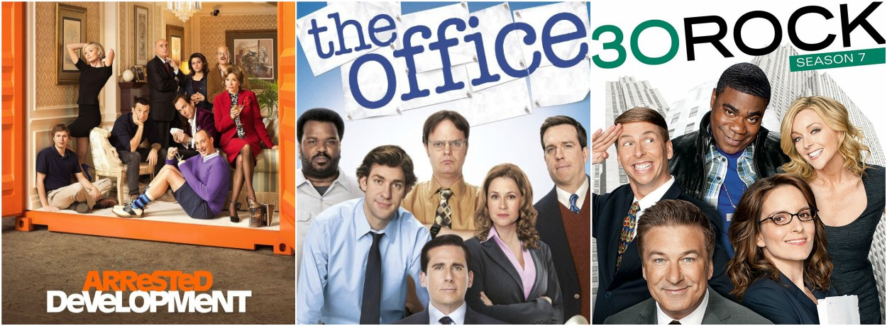 Seven workplace personalities based on Arrested Development, 30 Rock and The Office